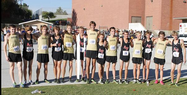 high school cross country davis 3rd american fork 6th at